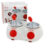 Good Cooking Deluxe Dual Melting Pot