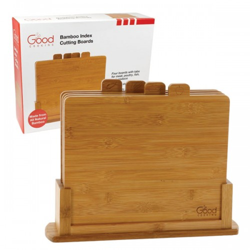 Good Cooking Bamboo Cutting Boards