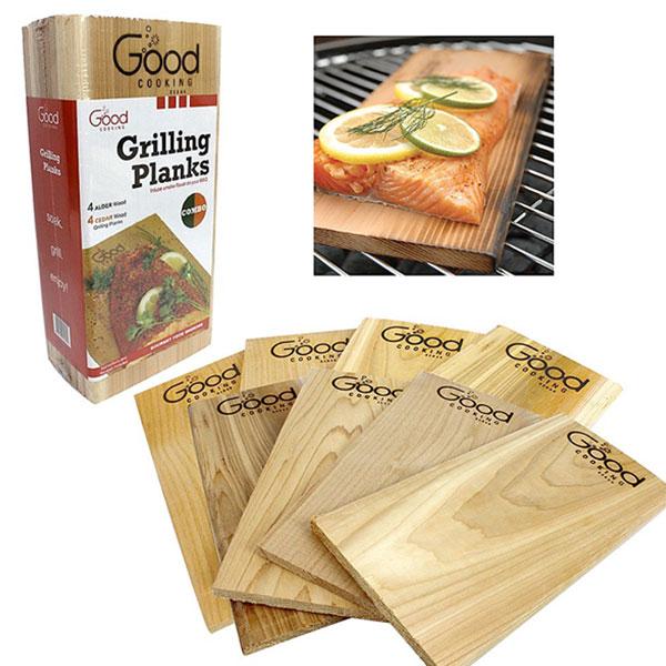Gilling Planks 4 Cedar and 4 Alder