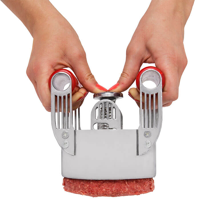 The Original Patty Press from Good Cooking